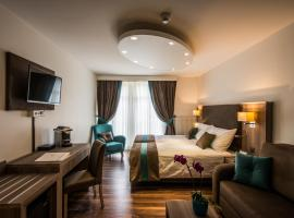 Hotel Rousseau, Genebra