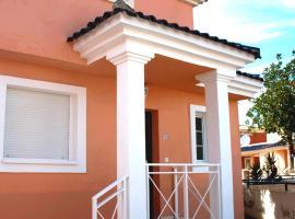 Villa Turquesa, Baños y Mendigo