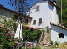 Casale La Torretta, Pontepetri