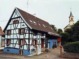 Le Rustic, Ruederbach