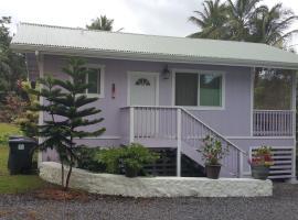 The Dolphin Cottage at Kehena Beach, Kehena