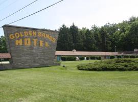 Golden Sands Motel, Michigan City