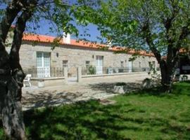 Três Casas, Vila Flor