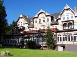Apartment Villa Im Harz 2, Clausthal-Zellerfeld