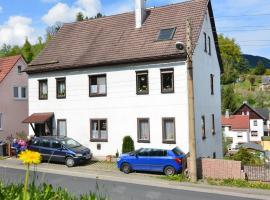 Apartment Steinbach-Hallenberg 1, Kurort Steinbach-Hallenberg