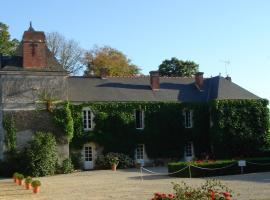 Manoir De Princé-Neuf, Chémeré