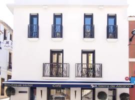 Boutique Hotel Sierra de Alicante, Busot