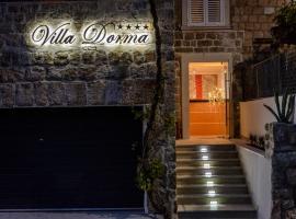 Villa Dorma, Dubrownik