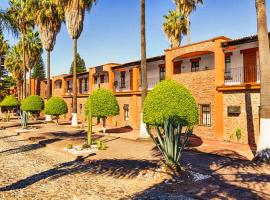 Hotel Real de Minas Tradicional, Querétaro