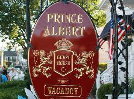 Prince Albert Guest House, Provincetown