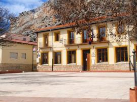 Casa Cascarrilla, Calomarde