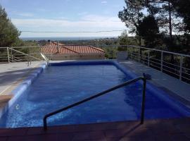 Casa Planas del Rey, Pratdip