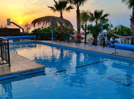 Astrofegia Beach Villa, Pomos
