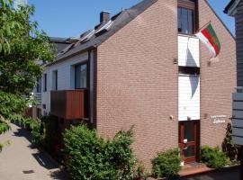 Haus Sabina, Helgoland