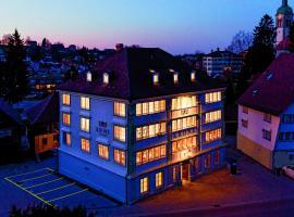Gasthaus Krone Speicher Boutique-Hotel, Speicher
