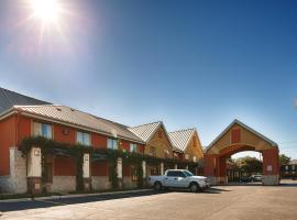BEST WESTERN Posada Ana Inn-Airport, Сан Антонио