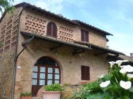 La Casina di Fontirossi, Montaione
