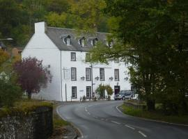 The Weem Inn, Aberfeldy