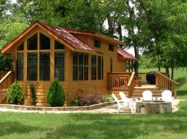 Mill Creek Ranch Resort & Cottages- A Cruise Inn Park, Canton
