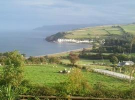 Beachview Cottage Co. Antrim, Cushendun