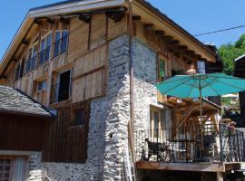 Appartement Dans Chalet de Montagne, Bozel
