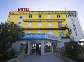 Hotel Le Richmont, Marseillan