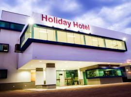 Holiday Hotel Picos, Pikosas