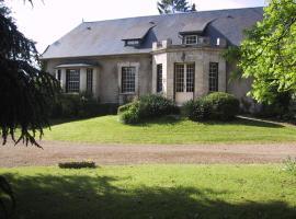 Domaine de l'Etang, Mons-en-Laonnois
