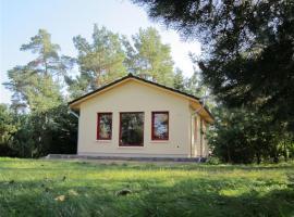 Ferienhaus Mecklenburgische Seenplatte, Barnin