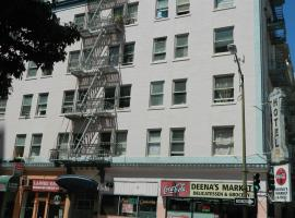 Admiral Hotel, Сан Франциско