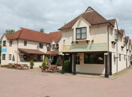 Stansted Skyline Hotel, Great Dunmow