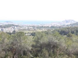 Villa Colibri, Sant Rafael de Sa Creu