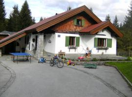 Ferienhaus Wimmer, Faistenau
