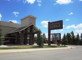 Yellowstone Lodge, Vest Jeloustounas