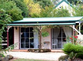 Peppermint Springs Retreat and Day Spa, Daylesford