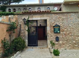 Hotel Rural Panxampla, Tortosa