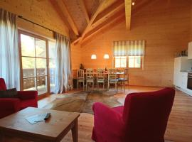 Ski in/Ski out Chalets Tauernlodge