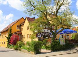 Gasthaus zur Linde, Rothenburg ob der Tauber