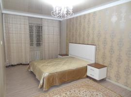 2 room apatment on 26 ulitsa, Astana