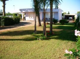 Villa Talìa, Marsala