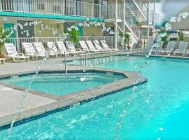 Aqua Beach Hotel, Wildwood Crest