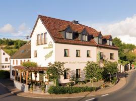 Hotel Vulkan Stuben, Dreis-Brück
