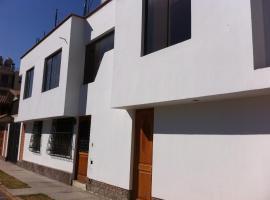 Net House Arequipa, Arequipa