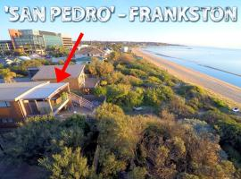 Award Winning Beach Front Retreat, Frankston