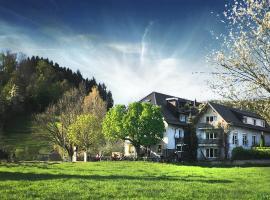 Landhotel Falken, Stegen