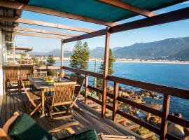 The Upper Deck at Sunny Cove, Fish Hoek