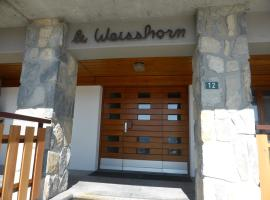 Appartment n°4, Immeuble le Weisshorn, Crans-Montana