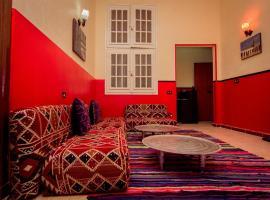 Horus Eye Hostel, Kaherah