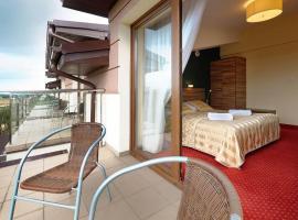 Hotel Czardasz, Luzino