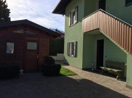 Villa Roberto, Tenna
